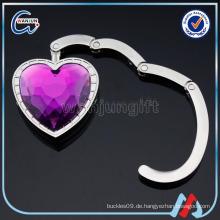 Heiße Art und Weise schöner heart-shaped Handtaschenhalter