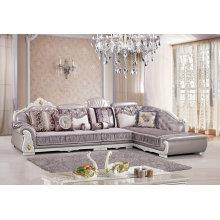 Royal Sofa, Fabric Sofa, New Classic Sofa (882)