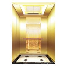 Luxury Passenger Machine Roomless Elevator