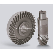 Straight Bevel Gear for Stone Machinery