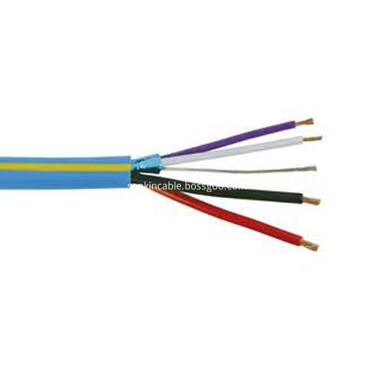 Copper Conductor Rubber Cable