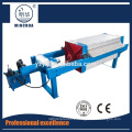 Economic and Efficient high quality stainless steel sunflower oil filter press