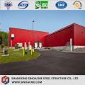 PUサンドイッチパネルプレエンジニアリング鋼構造建築/建設/展示会