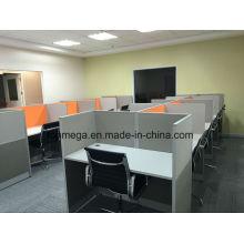 Caso exitoso en Filipinas Call Center Cubicle Workstation (FOH-WS32)
