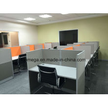 Successful Case in Philippines Call Center Cubicle Workstation (FOH-WS32)
