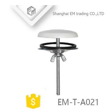 EM-T-A021 Sanitery ware Polishing water drainage parts bathroom sink plugs
