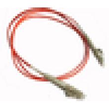 Alta qualidade lc para lc cabo de remendo duplex, g652d lc remendo cabo duplex com melhor preço por metro