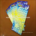 Custom glow in the dark sticker paper sticker luminous PVC sticker