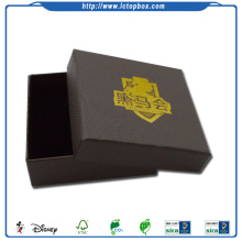 Premium Hot Golden Foil Stamping Cardboard Packaging Box