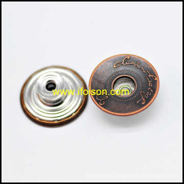 Classic Jeans Button in High Quality
