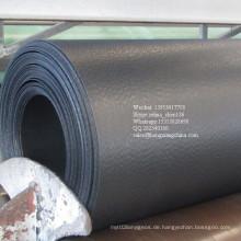 Strukturierte HDPE Geomembrane für den Bergbau
