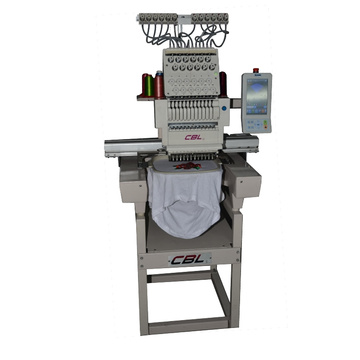 Single head Flat Embroidery machine