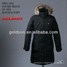 Вниз зима 2016 мужская куртка для Открытый