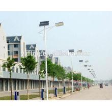 Ahorro de energía poste solar de la lámpara del camino