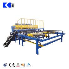Hocheffiziente vollautomatische Stahldrahtgeflecht Schweißmaschine Fabrik