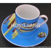 Cup & Saucer (HJ021007)