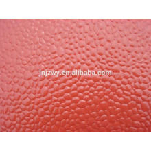 colored embossed aluminum coil