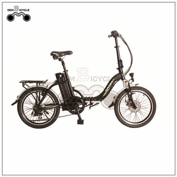 36V10AH LI-ION BATTERY 250W REAR MOTOR FOLDING ELECTRIC BIKE