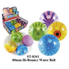 Ballon d'eau de rebond de 80 mm