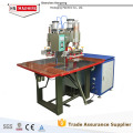 Hot Sale pvc raincoat making machine CE Approved