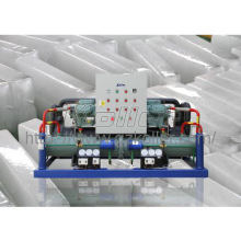 10 TPD Industrial Block Ice Maker for Fishery