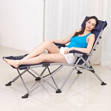 Kingear ajustável cama dobrável e cadeira de praia de luxo escritório meio-dia cadeira dobrável e cama