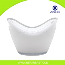 New designed modern ice buckets wholesale plastic