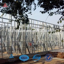 Low Cost Chicken Farm Steel Structure
