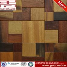 azulejo de mosaico, madera, mirada, piso, azulejo, barroom, pared, decoración