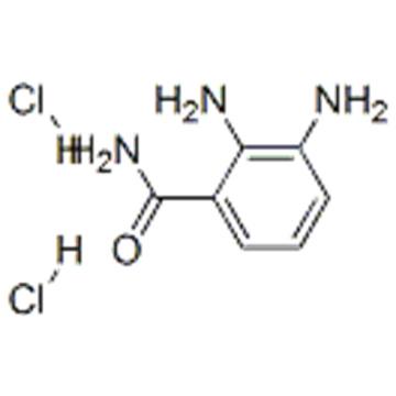 2,3-DIAMINOBENZAMIDE DIHYDROCHLORIDE  CAS 266993-72-0
