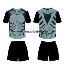 blank new design soccer jersey kit wholesale football uniform most popular school uniform