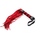 Fetish Whip for Sex Couples Suede Games Bdsm Bondage Good Hand Feel Sex Toys Strap