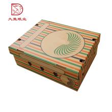 Caja de papel vegetal al por mayor barata profesional del precio