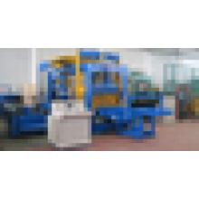 Manual de bloqueo de fabricación de ladrillos de la máquina de mano de hormigón de bloques de fabricación de la máquina