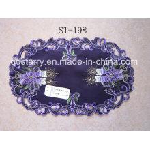 Christmas Doily Purpule Color St198