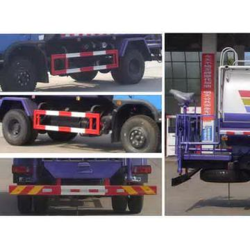 Dongfeng 153 11000Litres Mobile Water Transport Tanker