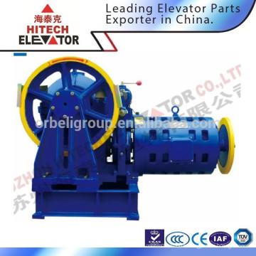 Machine de traction par ascenseur / Machine à engrenages / 1000kgs load