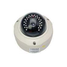 Real Time Transmission Low Lux Ip Camera Wall Mount Supported