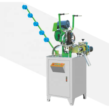 Full-auto Nylon Zipper Top Stop Machine