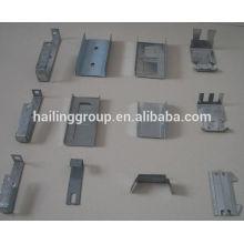 Goujons métalliques et accessoires