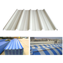 High Utility Corrugated UPVC Roofing Sheet Tile