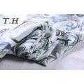 Últimas cubiertas del sofá de Jacquard Material del sofá conciso