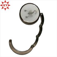 Zinklegierung Custom Baghanger Hook Lieferant