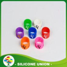 Wide Silicone Ring, Silicone Ring Factory Accept Customized