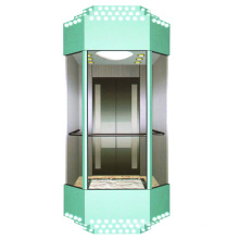 Glass Passenger Elevator for Viewing