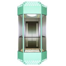 Стеклянный пассажирский лифт для просмотра