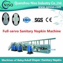 Eficaz almohadilla sanitaria que hace la máquina con SGS (HY400)