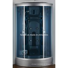 Compartimento luxuoso do chuveiro do Jacuzzi com certificado do CE (C-01-100)