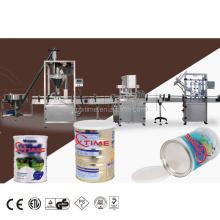 Линия по производству автоматов для розлива сухого молока