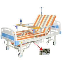 Medical Equipment ABS Headboard Adsjustable Nursing Bed